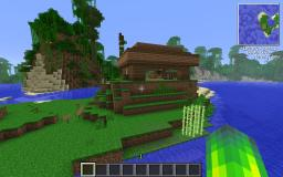 Open House Minecraft Map & Project