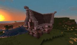 Des Cottage Minecraft Map & Project