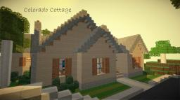 Colorado Cottage Minecraft Map & Project