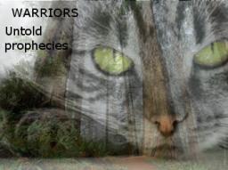 Warrior cats Untold Prophecies Minecraft Map & Project