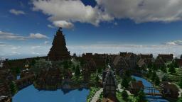 Village Weissbach Minecraft Map & Project