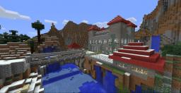 Castle Minecraft Map & Project