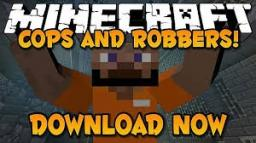 Power Plant Cops and Robbers Minecraft Project