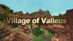 Village of Valleus Minecraft
