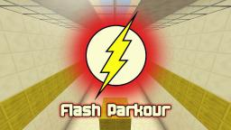 Flash Parkour Map - Fast, Faster FLASH! Minecraft