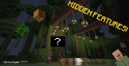Minecraft Hidden Features!