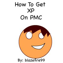 How To Get XP On PMC! (POP-REEL) Minecraft Blog Post