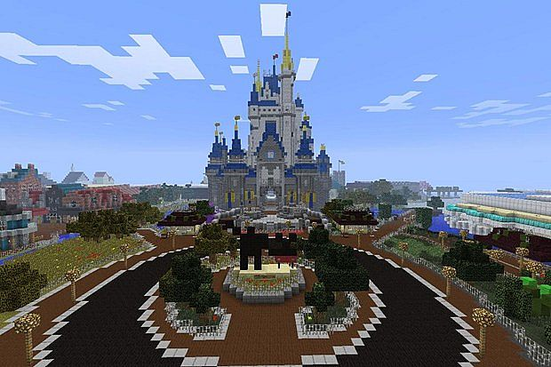 First Server Review Mcdisney Us Minecraft Blog