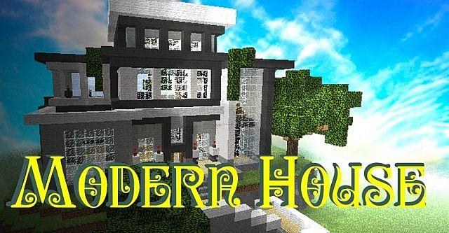 Modern House Schematic Minecraft Project - Minecraft mittelalter haus schematic