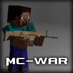 Call of Duty -  McWar [32x32] [1.5.2] Minecraft Texture Pack