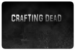 Crafting Dead 1.1 Minecraft Map & Project