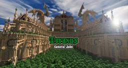 Toraxus Minecraft Map & Project