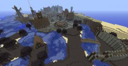 Medieval City (Nordic style) Minecraft Map & Project