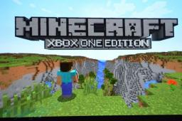 Xbox One and minecraft