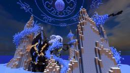 The queen of ice Minecraft Project