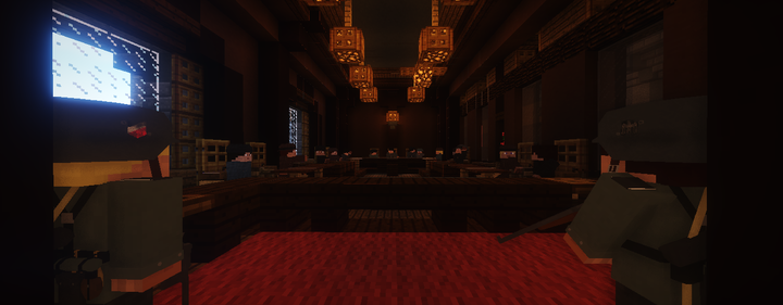 confederation council hall, made with Call to Battle 2 mod