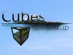 Cubes Survival 1.5.2+ Minecraft Map & Project