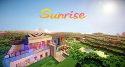 Sunrise | Modern Home with Redstone