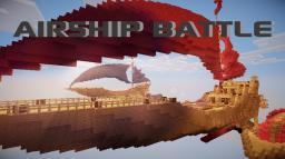 Airship Battle 1.0 Minecraft