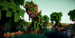Tree House Minecraft Map & Project