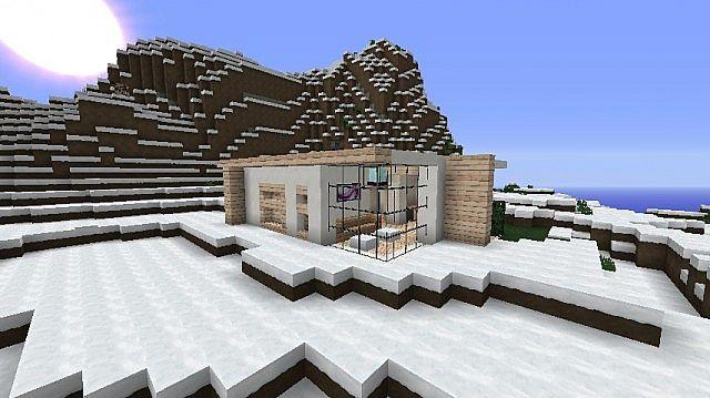 1_5753900 Winter Minecraft House Design on ponyville house, terraria winter house, cats winter house, cartoon winter house, fluttershy's house, the sims 3 winter house, pallet chicken house,