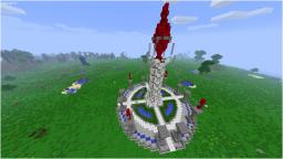 Ruby Tower Minecraft Map & Project