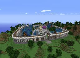 PMC Server Spawn Minecraft Project