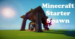 [Minecraft Timelapse] Starter Spawn [Free download] Minecraft Map & Project