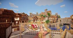 """medieval city """"Coalcity"""""""