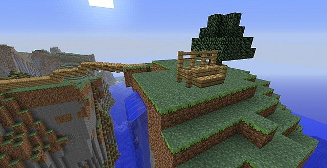 Mountain Home Minecraft Project