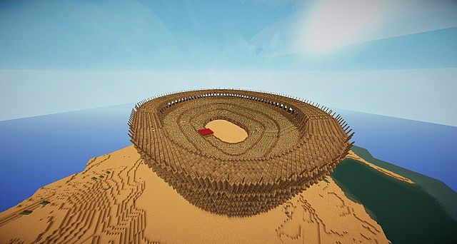 PVP Arena!