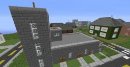 Dayz Firestation Minecraft Map & Project