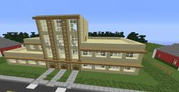 Dayz Schoolhouse Minecraft Map & Project