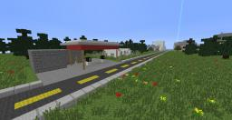 Dayz Gas Station Minecraft Map & Project