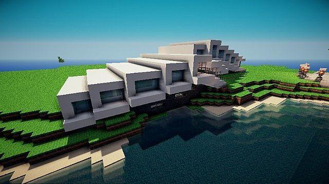 Modern Organic House. 7 Diamonds