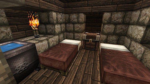 Idea of progress in an outpost