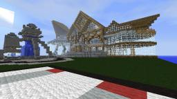 Grandioso Altezza Manor Minecraft Map & Project