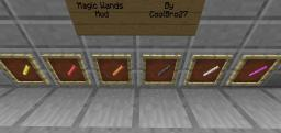 Magic Wands Mod [Forge Modloader] [Mod Version 1.3] [Minecraft Version 1.6.2] Minecraft Mod