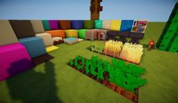 Modern/Techno texture pack Minecraft