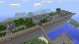 The pvp arena Minecraft Map & Project