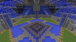 PMC Server Spawn Minecraft Map & Project