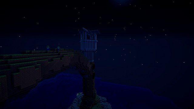 26062013 - Behind view in the dark