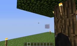 Customized Sky Block! Minecraft Project