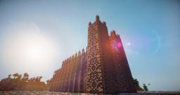 Cathedral of Light Minecraft Map & Project