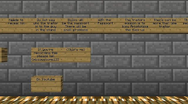 project minecraft essay I know the data on water projects i will never see i know the difficulty kaiser had  closing the last two sluiceway gates on the guri dam in venezuela i keep.