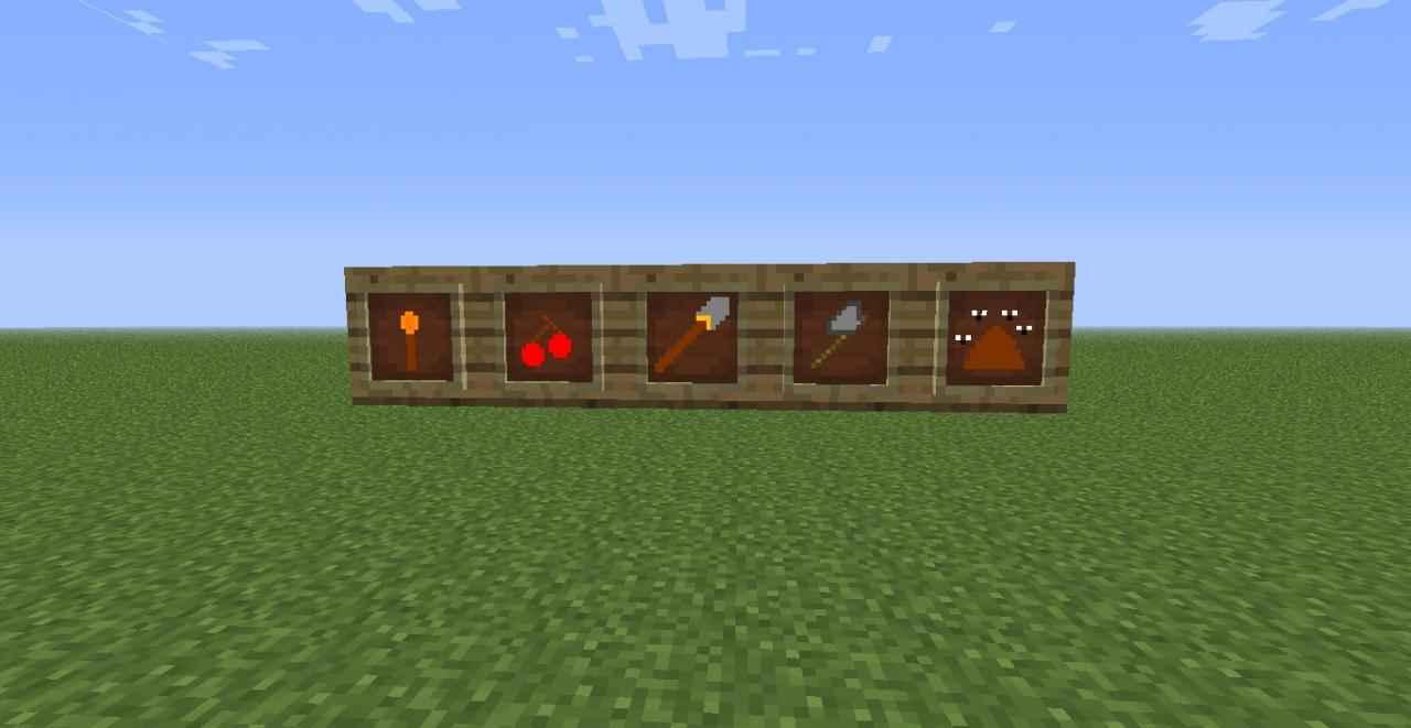 Don´t Starve Texture Pack (With Map Soon) Minecraft Texture Pack on