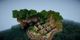 The Island Of Arlewinn, ~ A Island Town Minecraft