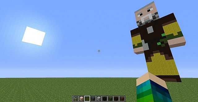 Jeb Minecraft Project