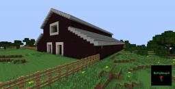 Horse Stable (big) Minecraft Map & Project