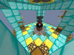 Minecraft 4_Parkour v1.0! Jump & run + battle at end! Minecraft Map & Project
